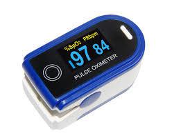 Handy Pulse Oxymeter