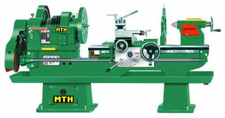 leath machine