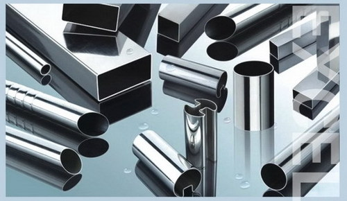 Stainless Steel Rectangular Pipes in   Nanhai District