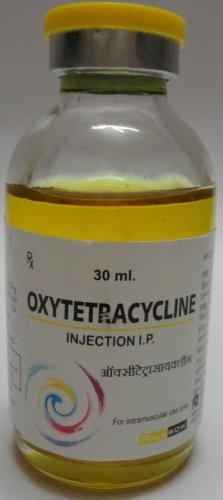 Oxytetracycline Injection IP 30ml