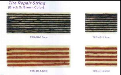 Tire Repair Strings