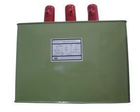 Self-Healing Shunt Power Capacitor