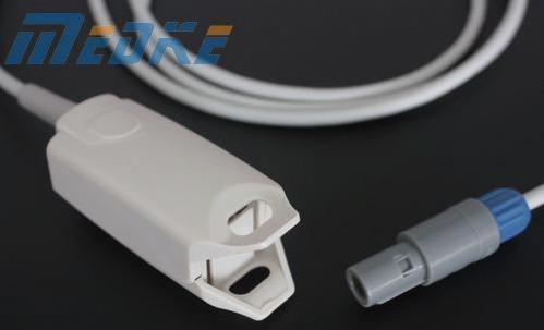 P9318e--Mindray Pm9000 Adult Finger Clip Spo2 Sensors (Spo2 Probe)