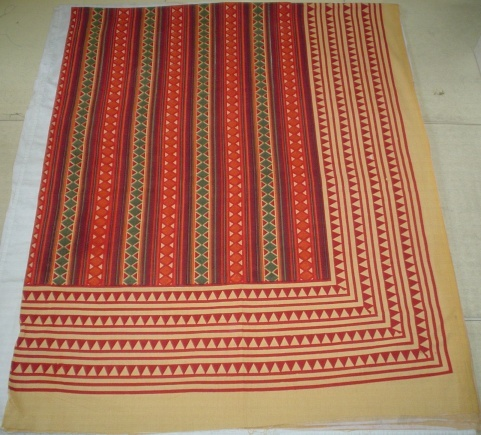 Block Print Bagru Bed Sheet In Jaipur Rajasthan R P