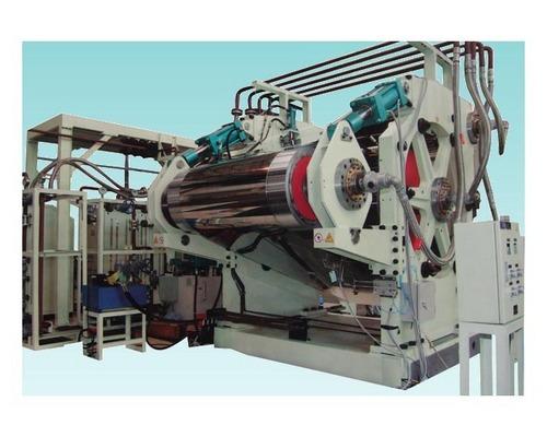 Drum Type Vulcanizing Machine