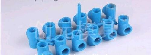 Plastic PPR Tee Pipe Fitting Moulds