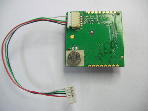 GPS Data Logger And Receiver Module
