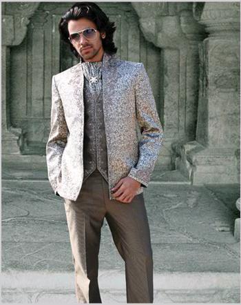 Mens Designer Suit