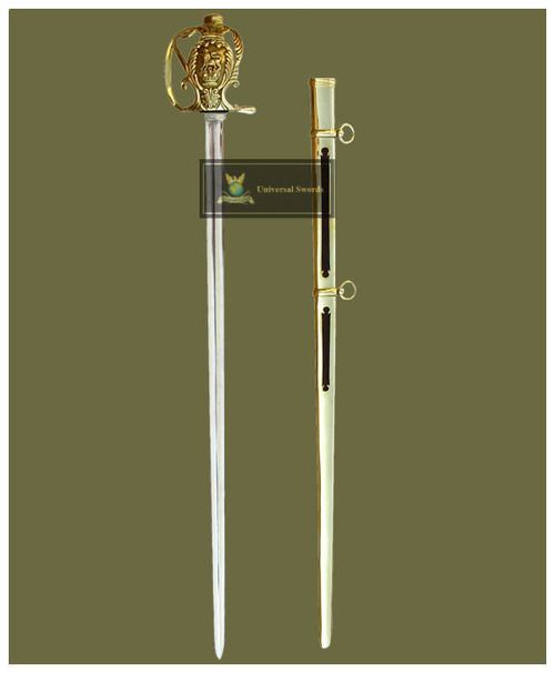 House Hold Cavalry Officer Sword