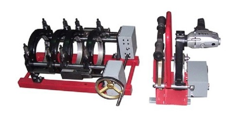 Manual Butt Fusion Welding Machine