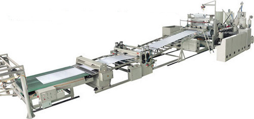 ABS Single-Layer, Multi-Layer Composite Sheet Extrusion Line in   Qingdao