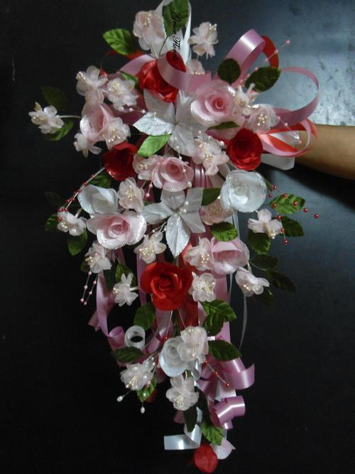 Bridal bouquet in mumbai : Bridal bouquets in bhandup e mumbai grace florals