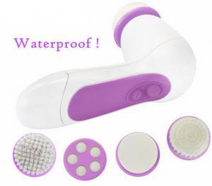 6 IN 1 Facial Cleansing Brush and Facial Massager