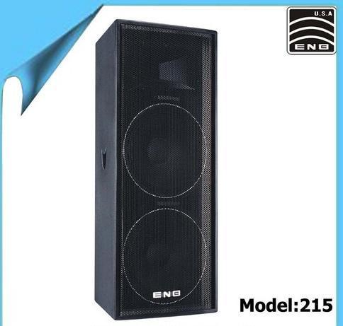 215 Pro Audio Speaker System