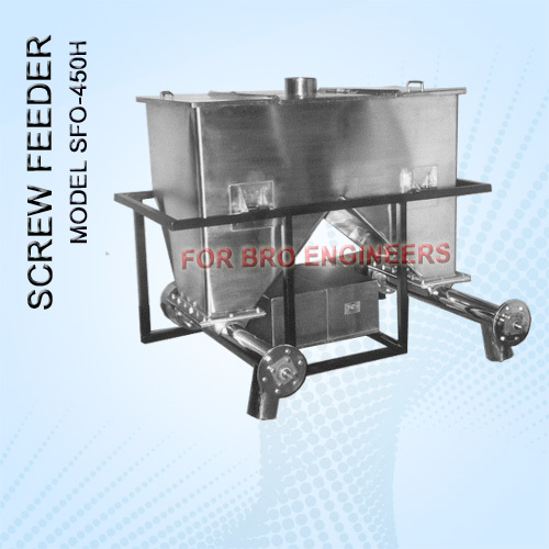 Powder Feeding System (SFO-450T) in  Goregaon (W)