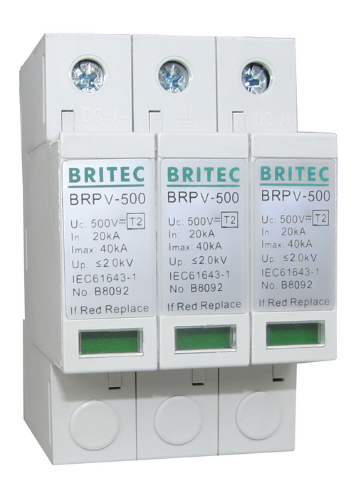 Type Pv Surge Arresters