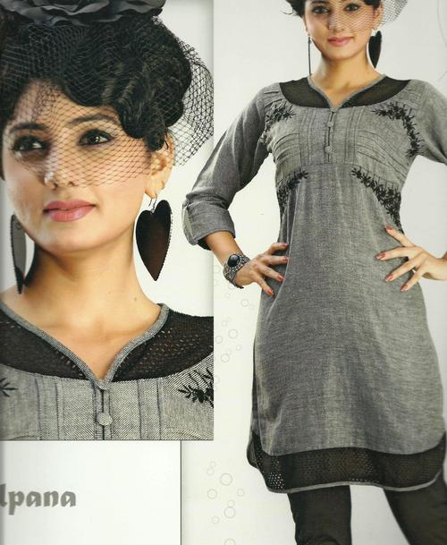 Designer Ladies Cotton Suits