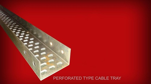 Perforated Cable Trays in  Bhor