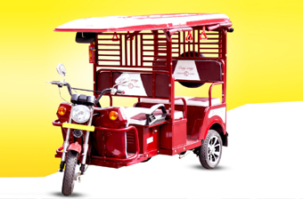 Battery E Rickshaw (Easy way Erx- Normal Model)