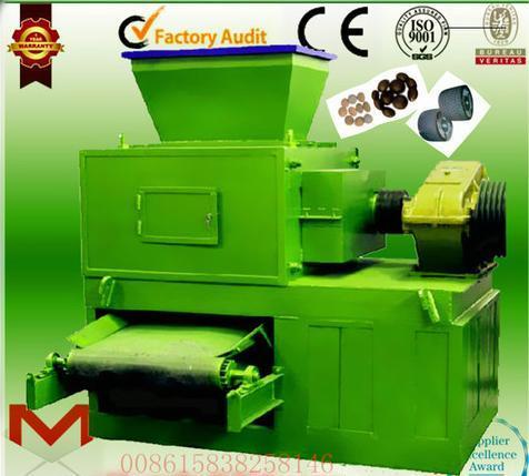 Charcoal Coal Briquettes Making Machine