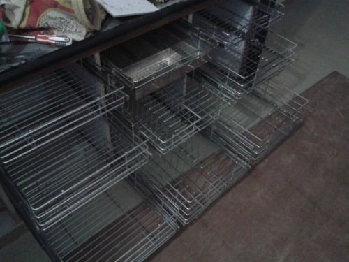 S S Kitchen Basket In Ajwa Road Vdr Vadodara Manufacturer