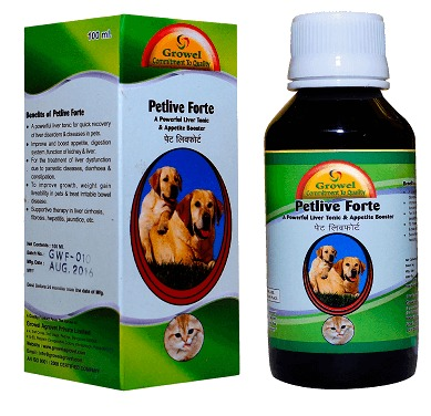 Liver Tonic And Appetite Booster For Dog