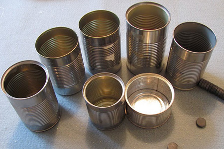 Packaging Tin Containers