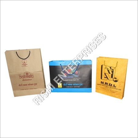 Personalized paper bags india