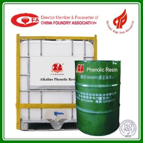 Alkaline Phenol-Formaldehyde Resin