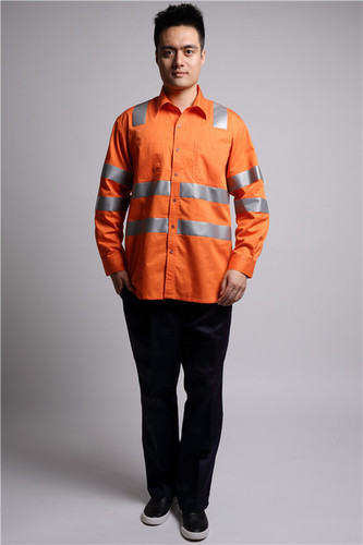 Safety Reflective Work Shirts