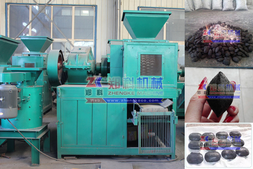 Coal Briquette Machines