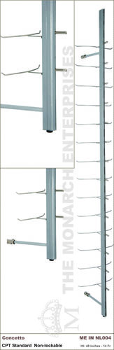 Optical Eyewear Locking Aluminium Rod in  Jacob Circle-Mahalaxmi