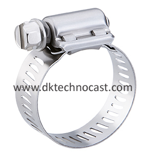 Stainless Steel Hose Clamps in  Vavadi (Gondal Road)