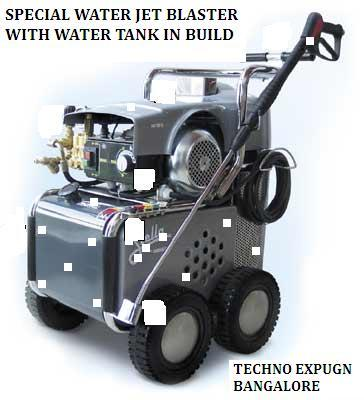 High Pressure Jet Cleaning Systems in  Kalyan Nagar