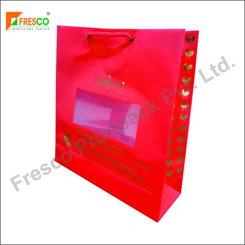 Promotional Paper Carry Bags