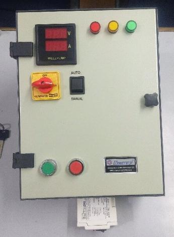 Three Phase Submersible Pump Panel in  Tri Nagar