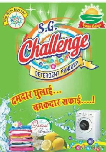 S.G. Challenge Washing Powder in   Near Sitapur Tehsil
