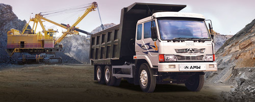 2528 TP Tippers Truck