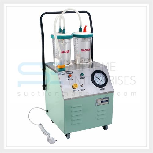 Hivac Suction Machine