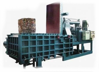 Hydraulic Metal Scrap Baling Press (Jumbo Heavy)