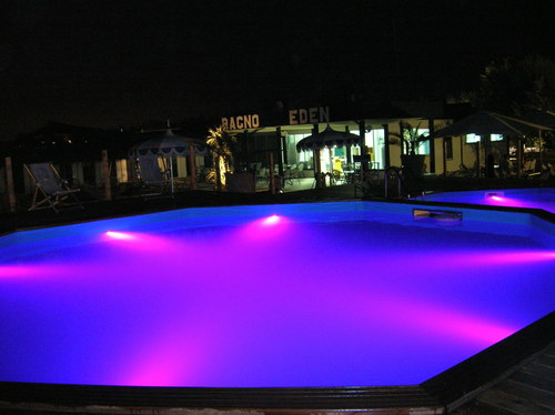 Internal Led Lighting For Swimming Pools In Near