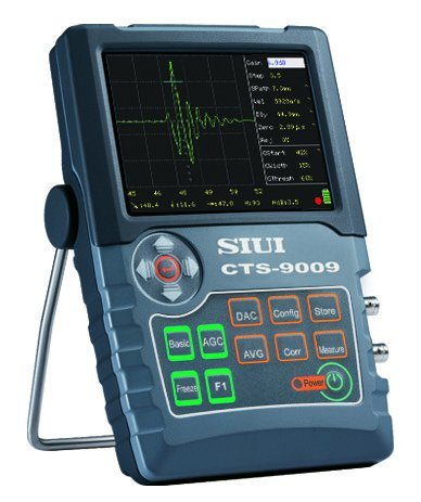 CTS-9009 Ultrasonic Flaw Detector