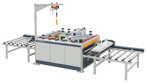 Paper (Pvc) Sticking Machine