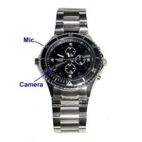 Eyespychina 8gb High Definition 1280x960 Fashion Spy Watch