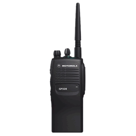 Wireless Walky Talky (Motorola GP 328)