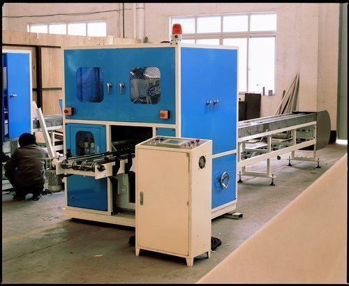 SJT-HX High Speed Saw Cutting Machine