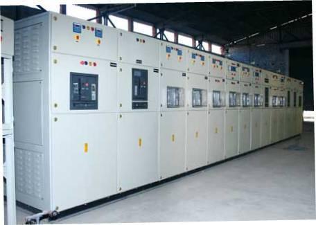 PCCMCC PLC Electrical Control Panel