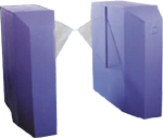MS Retractable Flap Barriers