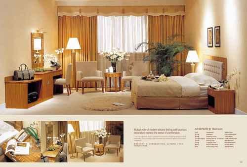 Newest Hotel Bedroom Furniture