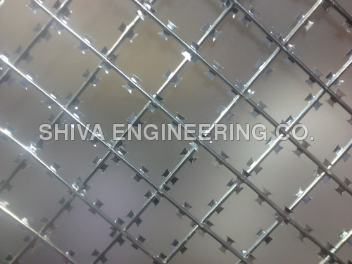 Razor diamond mesh in kolkata west bengal shiva